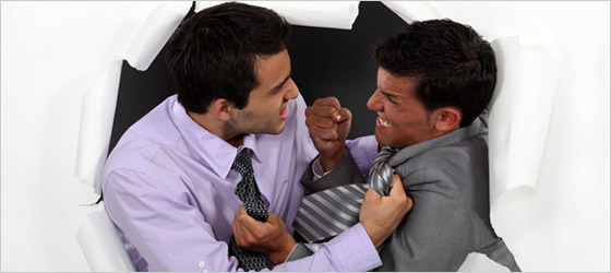 Dismissal for fighting upheld despite protracted workplace bullying