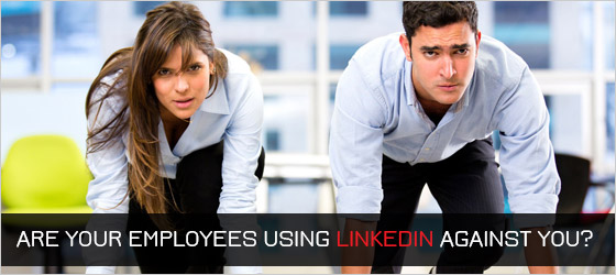 "Employee ""delinked"" over misconduct on LinkedIn"